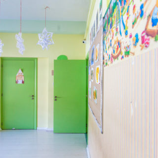 Kid's House Nursery School Interior